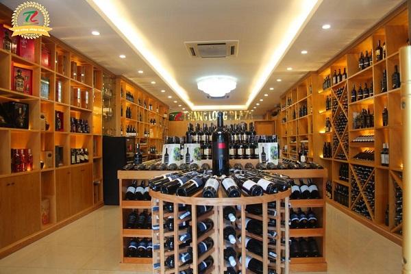 Cách chọn rượu vang làm quà biết Tết