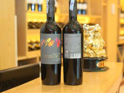7Colores Reserva de Familia Red Blend 2014