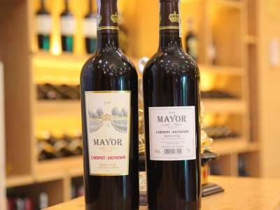 Mayor Cabernet Sauvignon 2016